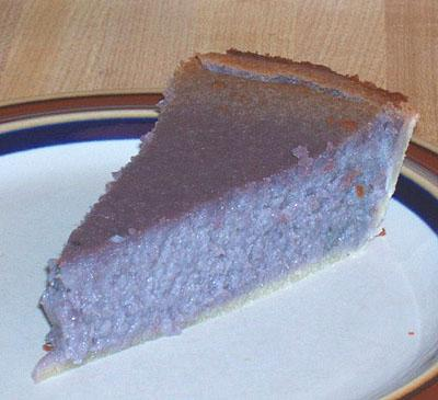 My Lunch Can Beat Up Your Lunch Recipe Purple Sweet Potato Pie